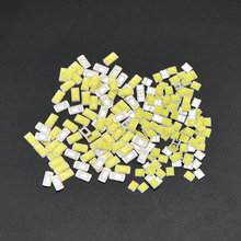 Best 100Pcs 100% Original Epistar SMD 5730 / 2835 Chip LED lamp 40-55 LM LEDs Diode light For Strip Spotlight, indoor bulb