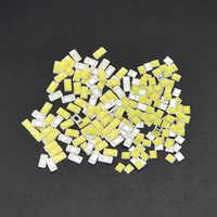 Mejor 100 Uds. 100% Original Epistar SMD 5730/2835 Chip LED lámpara 40-55 LM LED diodo luz para tira de LED de foco, Bombilla de interior