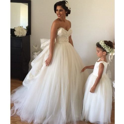 New Style Ball Gowns Robe De Mariee 2018 Cap Sleeve Vestido De Noiva Sheer Bridal Gown Tulle Mother Of The Bride Dresses