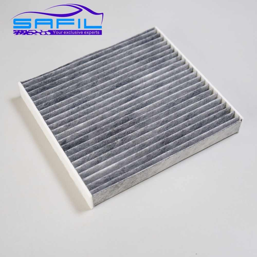 Cabin Air Filter For Toyota Camry RAV4 Yaris 87139-50060 ADT32514 /CF10285 /CU1919/WP9290 /87139-YZZ16 21.2x19.4x2.8cm #RT64