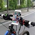 360 Graus Universal Da Bicicleta Da Bicicleta Da Bicicleta Handle Telefone Mount Cradle Suporte Suporte para Celular GPS MP4 MP5 Celular