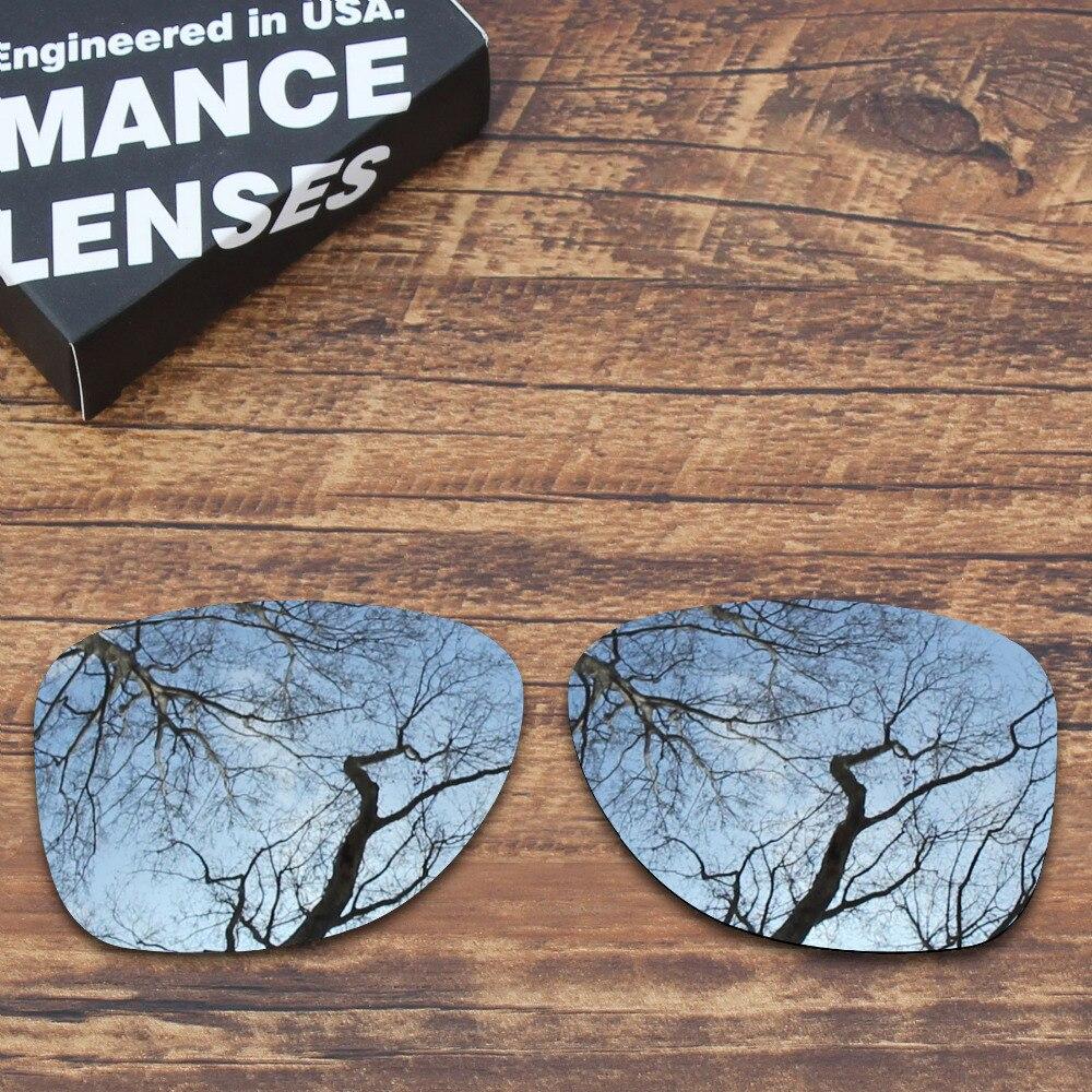 e1f3e8772 Barato ToughAsNails Polarizada Lentes de Reposição para óculos Oakley  Expedição 2 Óculos de Sol Cor Prata