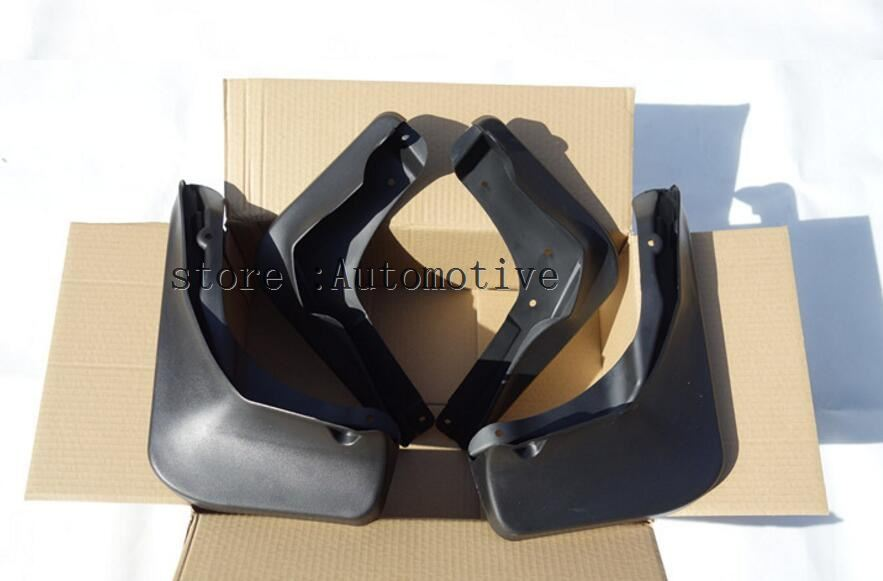 A180 A260 A200 Front Rear Mud Flaps Splash Guards For Mercedes Benz W176 A180 A200 2013