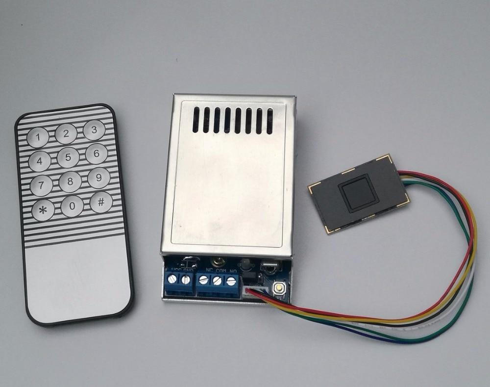 K216 fingerprint control board and R302 fingerprint reader недорого