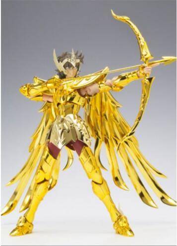 Saint Seiya Action figure Sagittarius PEGASUS vergine CRYSTA Andromeda TORO