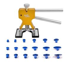 PDR Tools For Car Kit Дент Lifter Paintless Дент Ремонт Инструменты Кузова Вмятина Ремонт Ручной Инструмент Набор