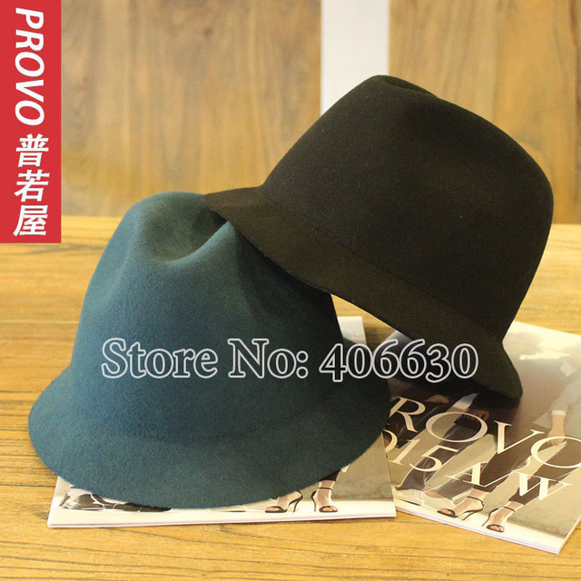 Winter Wool Fedora Hats For Woman Chapeau Feminino Designer Hats Panama Free Shipping PWI-019