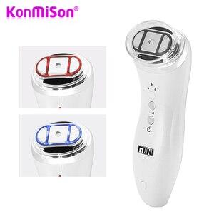 Image 1 - Konmison Ultrasonic Mini HIFU Skin Rejuvenation RF Lifting Beauty Therapy High Intensity Focused Ultrasound Skin Care Device