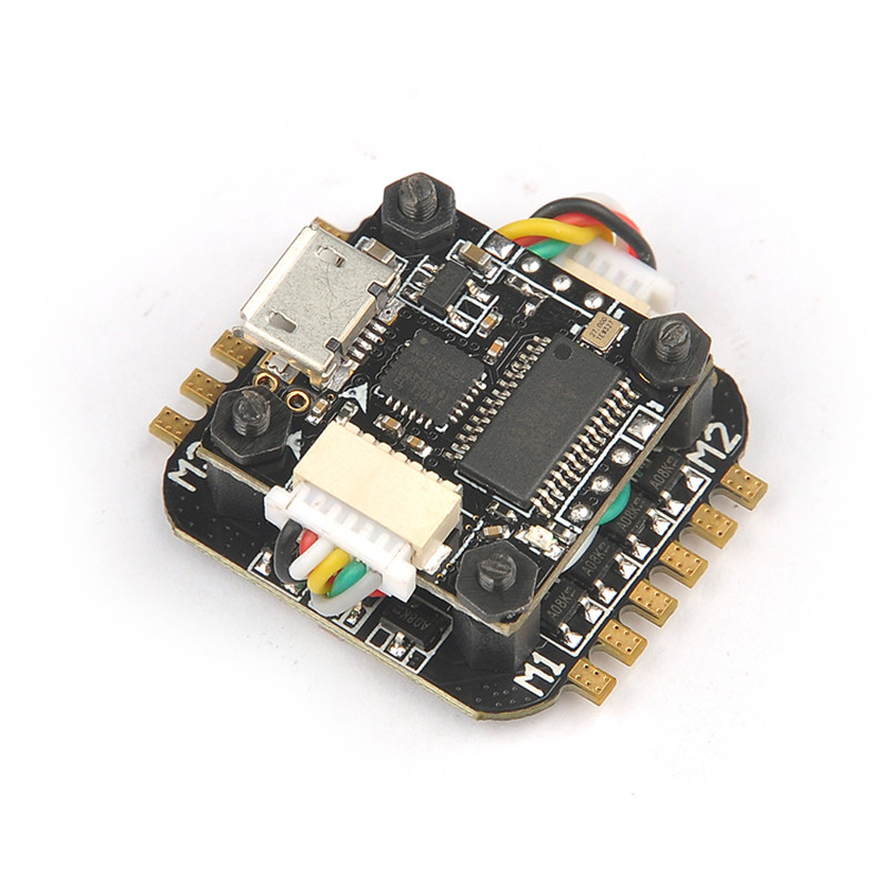 Hot New Super_S Flytower Omnibus F3 Flight Controller Built In Betaflight OSD Dshot 6A 4 In 1 ESC BLHeli_S high quality flytower f3 flight controller 25 200 400mw switchable fpv transmitter osd dshot 30a 4 in 1 esc pdb