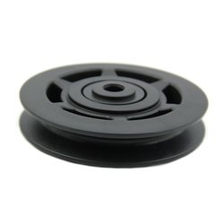 Wholesale 5 95mm black bearing pulley wheel cable gym equipment part wearproof.jpg 250x250