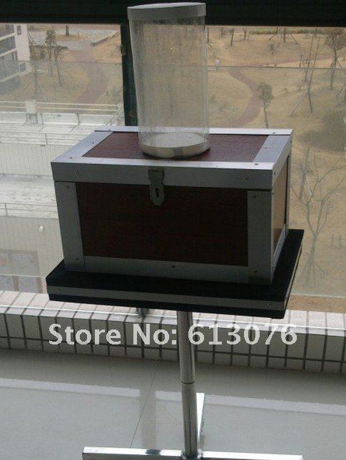 Master Prediction System (Wood Finish), close-up,illusions, fire magic,Accessories,mentalism prediction