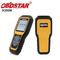 Оригинальный obdstar X300M Универсальный OBDII OBD2 коррекция одометра инструмент X300 M инструмент одометра программирования
