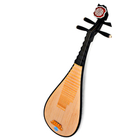 Chinese lute Pipa National String Music Instrument Pi pa famous brand Adult playing pipa hard wood with full Pipa accessories