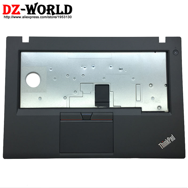 New Original for Lenovo ThinkPad L450 Keyboard Bezel Palmrest Cover with Touchpad and Touchpad Cable 00HT719 01AW528 00HT720 new original palmrest for lenovo y700 15 y700 15isk y700 15acz keyboard with backlit bezel upper cover