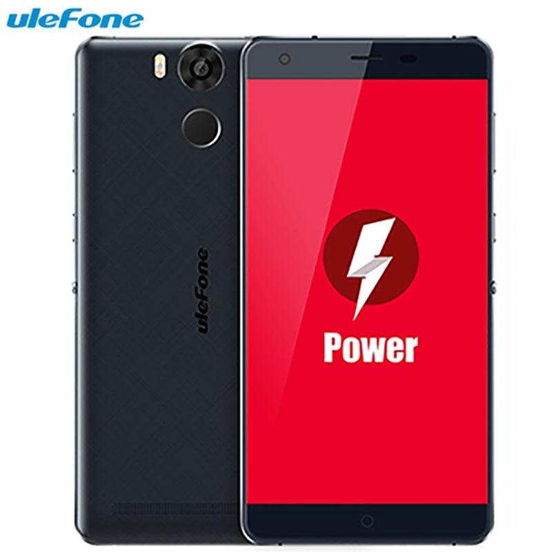 Galleria fotografica 4G Ulefone Puissance 16 GB + 3 GB 5.5 pouce Android 5.1 MTK6753 64-Bit Octa-core 1.3 GHz 6050 mAh Batterie 13MP GPS OTG FM <font><b>Smartphone</b></font>