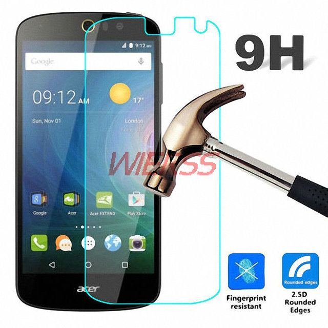 Tempered Glass Screen Protector CASE Film For Acer Liquid Z320 Z220 Z320 Z330 Z530 Z630 Jade Plus S Z /Zest Plus X2 Film