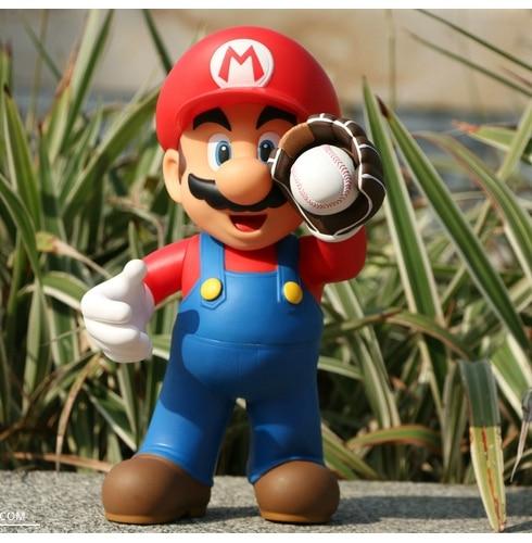 Mario Baseball Ball Catching Style Series 2 Super Mario