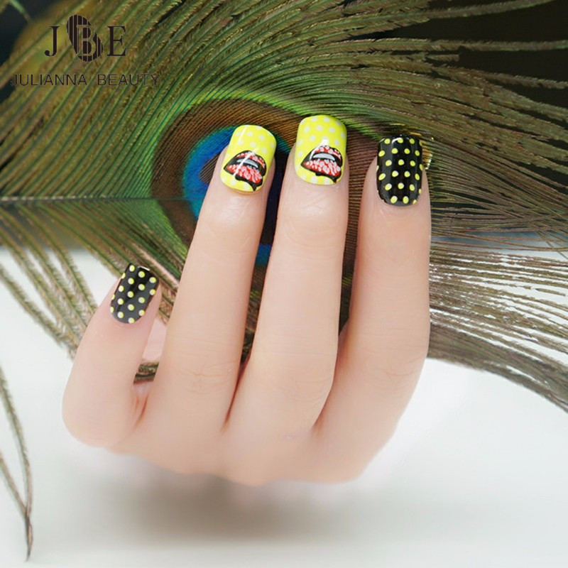 Modern Full Cover Nail Tips Ensign - Nail Paint Design Ideas ...