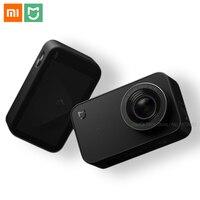 2017 New Xiaomi Mijia Portable Mini Camera 4K 30fps Video Recording 145 Wide Angle 2 4