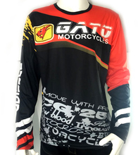 Motocross scrambling shirts Cross-country motorcycle long sleeved T-shirt TEE,stunt rider off-road sweat racing T-shirts