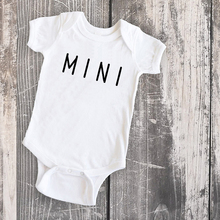 tshirt family mom and daughter tops son matching clothes mini baby shirt look summer white love tee new xxl