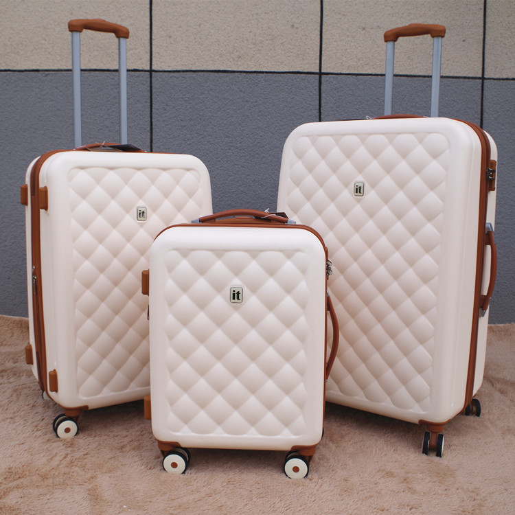 Rolling-Luggage Wheel-Trolley Travel-Suitcase Trunk Export Luxury Brand The To ABS United-Kingdom