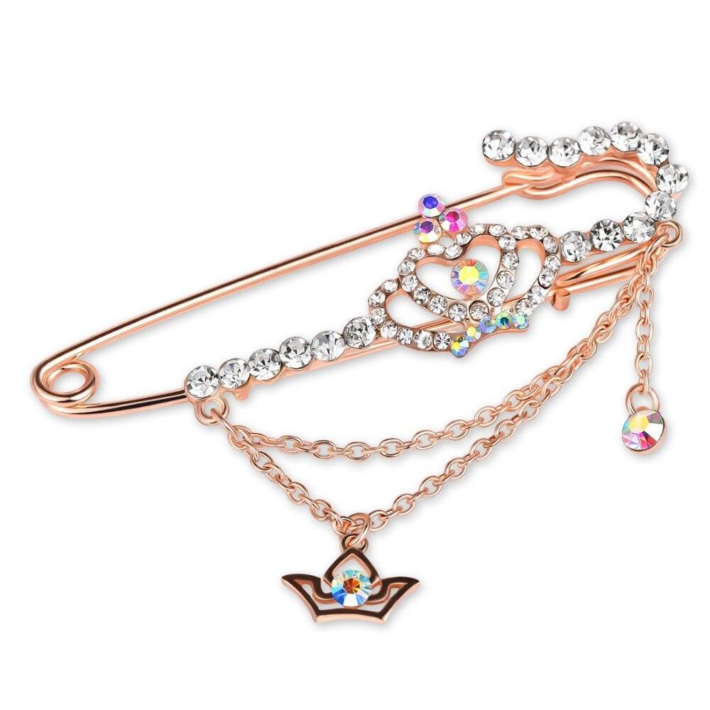 Trendy Crystal Crown Font B