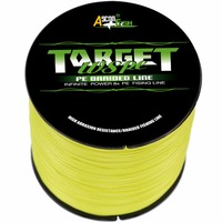 Ascon Fish Braided Fishing Line 8 Strands 1500m Multifilament Fishing Line 8 Wire A Braid Of