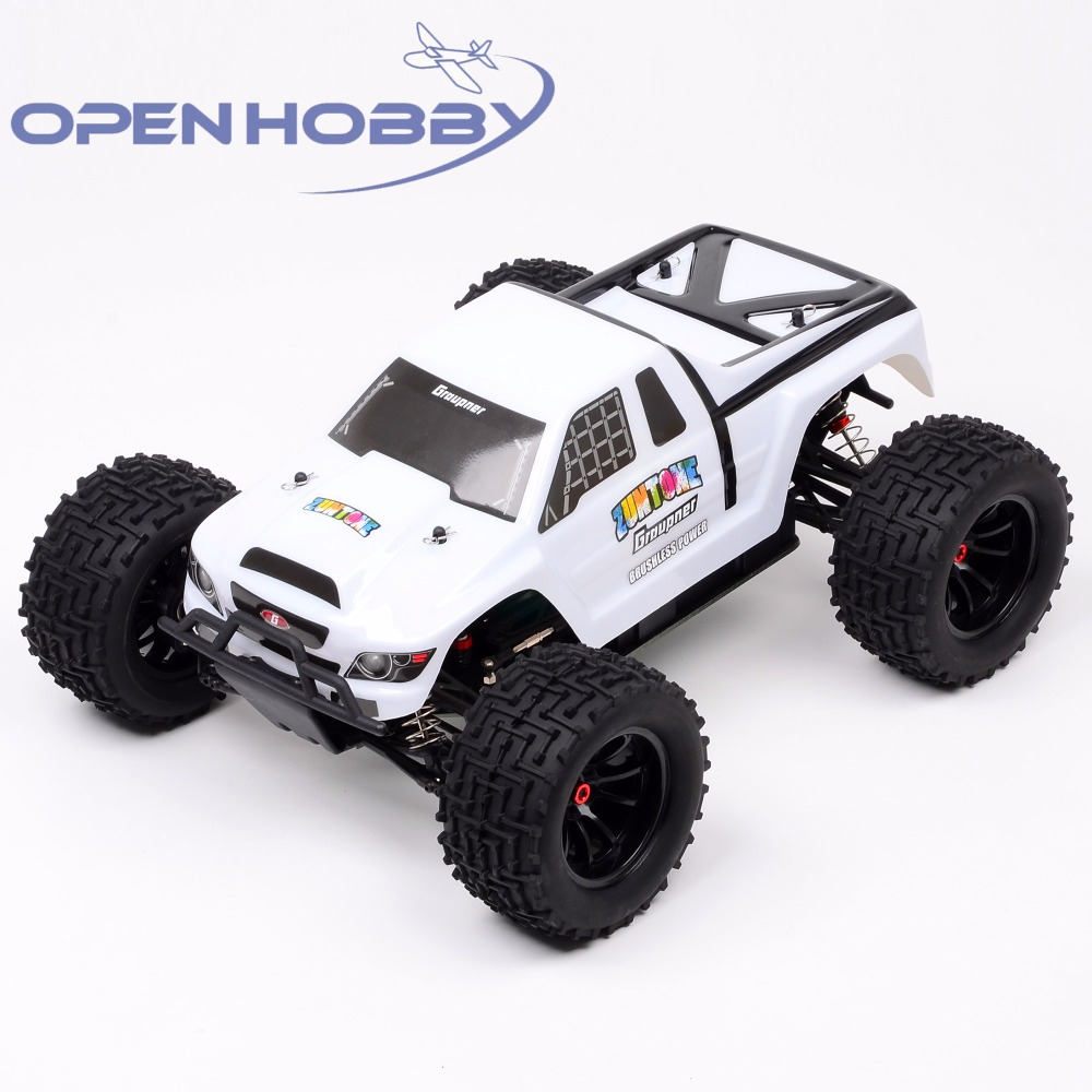 Graupner RC Cars 1 : 10 High Speed Radio Remote Control RC RTR Truck Racing Car ElectricPower 4wd Christmas Birthday Gift huanqi 739 high speed rc cars 1 10 scale 2 4g 2wd 42km h rechargeable remote control short truck off road car rtr vehicle toy