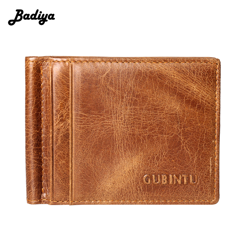 Genuine Leather Business Vintage Men's Money Purse Short Solid Wallets Dollar Price Male Carteira Masculina with Card Holders joyir wallet men leather genuine solid men wallets leather vintage card holder money short carteira masculina male gift 2023