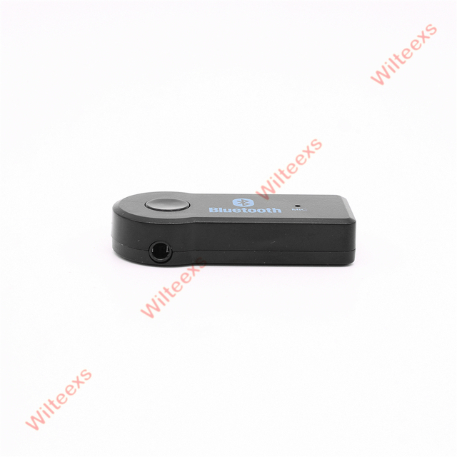Wireless Bluetooth Receiver Speaker Headphone Adapter 3.5MM Audio Stereo Music Receiver Home Hands-free Bluetooth Plug