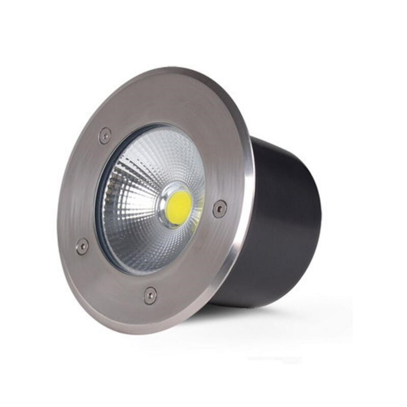 Led Lamps Led Underground Lamps Knowledgeable Waterproof Led Light Garden Underground 20w 25w Ip68 Outdoor Buried Garden Path Spot Recessed Inground Lighting Dc12v Ac85-265v To Help Digest Greasy Food