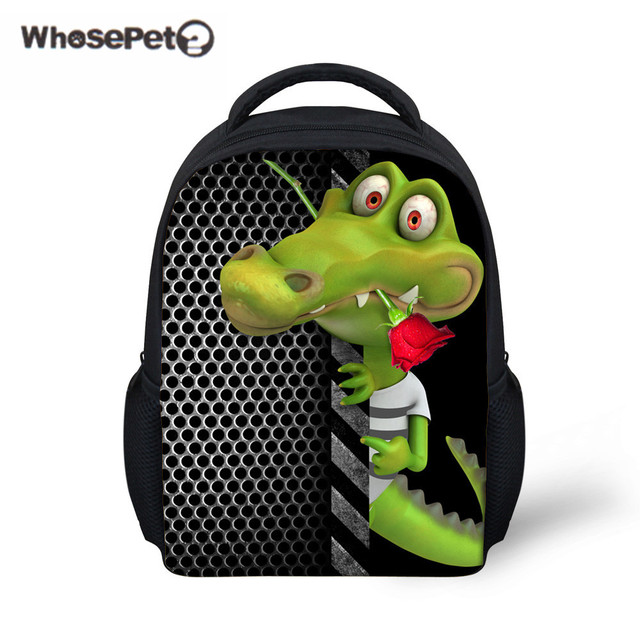 Whosepet School Bag Casual Rucksack Boys Children Preschool Satchel