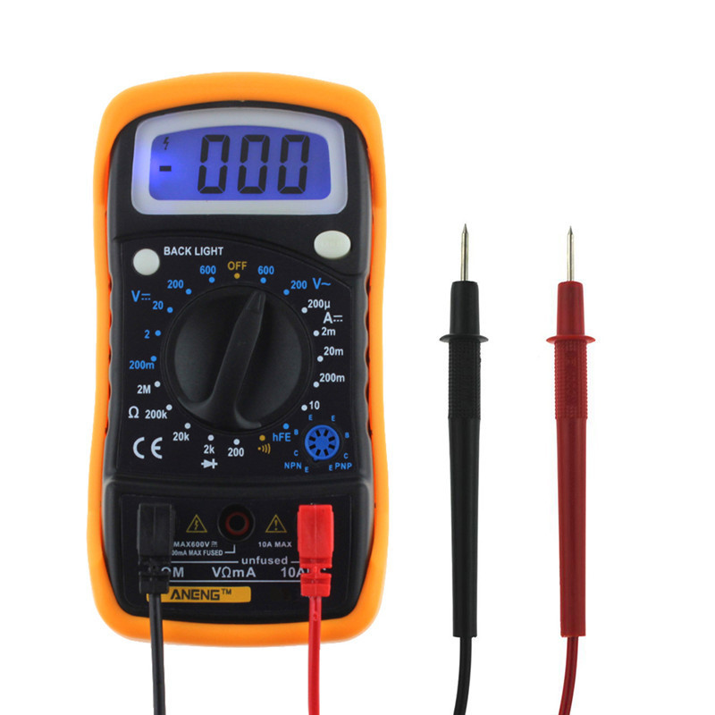 Digital Voltmeter Kit : New arrival handheld digital hd lcd voltmeter