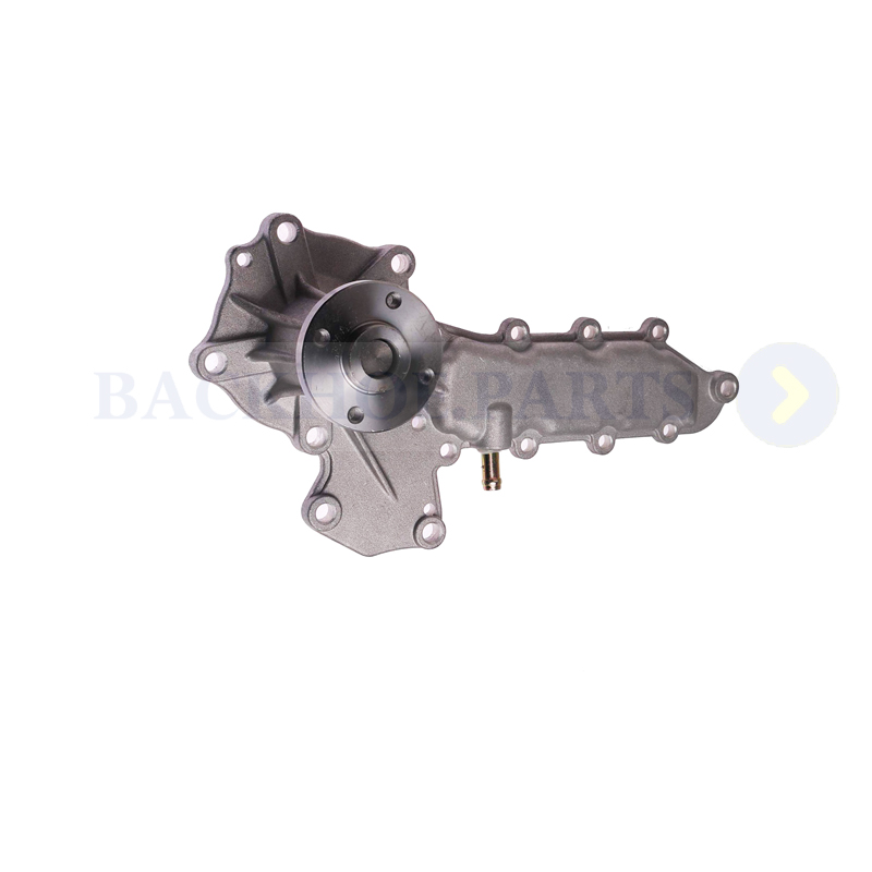 Logical Water Pump 6681879 For Bobcat 337 341 773 S150 S160 S175 S185 T190 Numerous In Variety Auto Replacement Parts