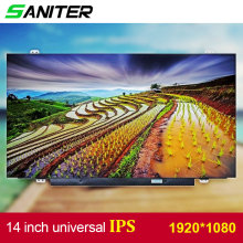 SANITER Apply to Lenovo T420 T430 screen high score B140HAN01.1 B140HAN01.2 B140HAN01.3 IPS 1920 * 1080 HD Laptop LCD Screen