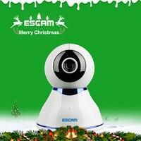 Original Escam QF507 Home Security Network Camera H 264 1 4 CMOS IR Day Night Vision