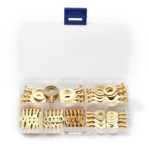 YT 150PCS Ring Type Gold Golde