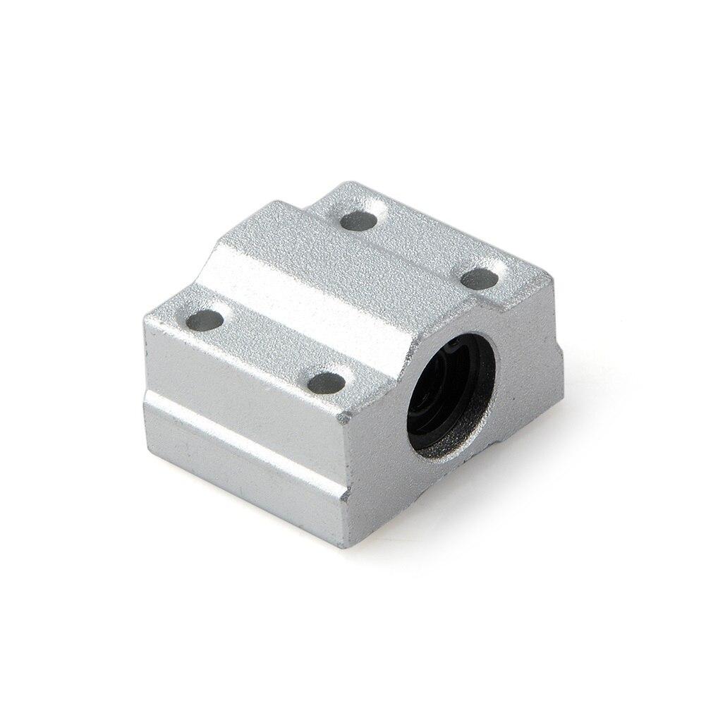 SC6UU SC8UU SC10UU SC12UU SC13UU Aluminum Linear Motion Ball Bearing 3D Printer