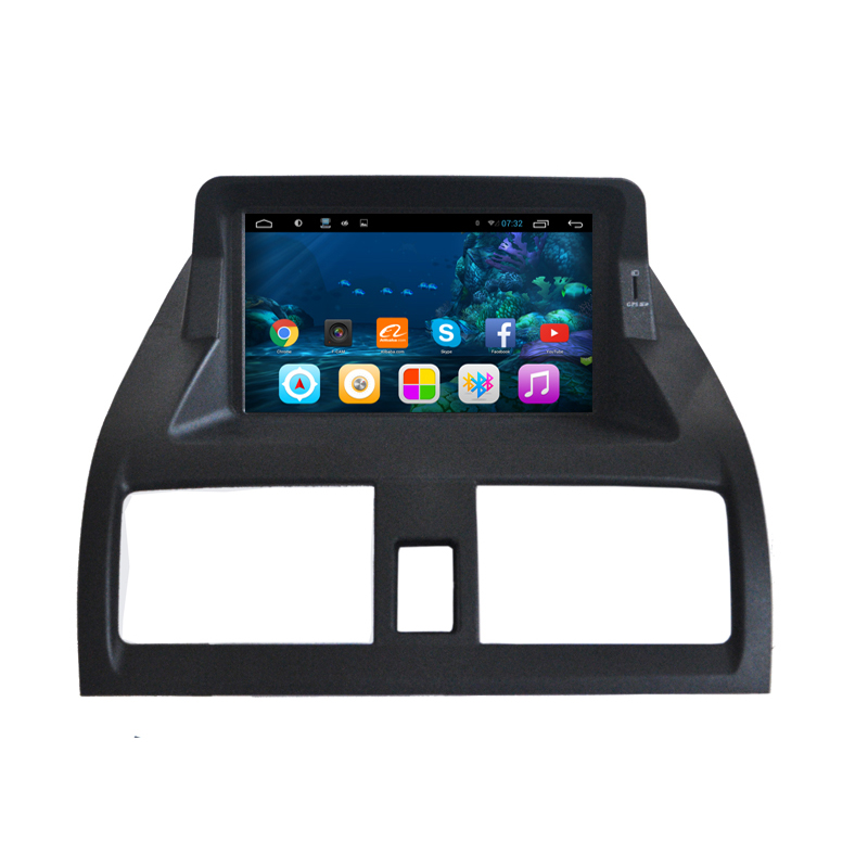 7 Inch Screen Android 4.4 Car Navigation GPS System Stereo