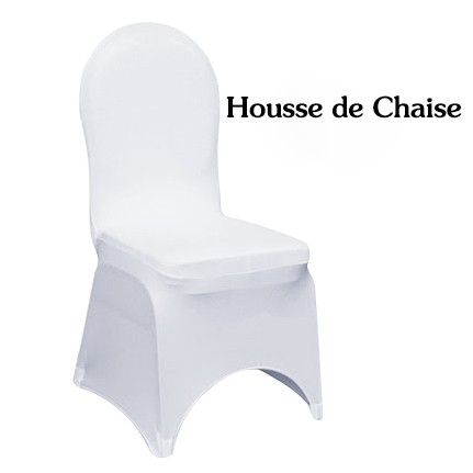 Pack of 10PC 50PC 100PC Universal White Elastic Spandex Chair Covers for Weddings Party Banquet Hotel