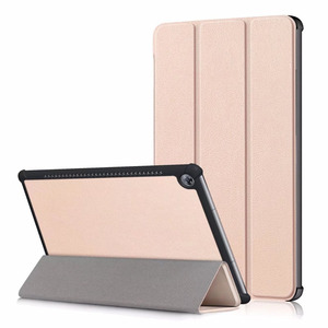 Image 5 - 30PCS/Lot For Huawei Mediapad M5 Pro 10.8 Stand PU Case For Huawei M5 10.8 Flip Slim Protective Cover Skin