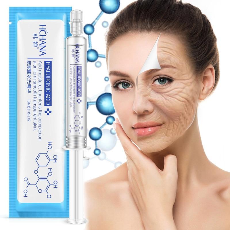 2019 Hot Anti-wrinkle Anti Aging Hyaluronic Acid Face Essence Liquid Moisturizing Whitening SJ66