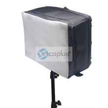 Mcoplus Видео Softbox Белый Диффузор Комплект Размер 26 х 19×12 см для Proffessional Фотография Видеокамеры Свет YN-600