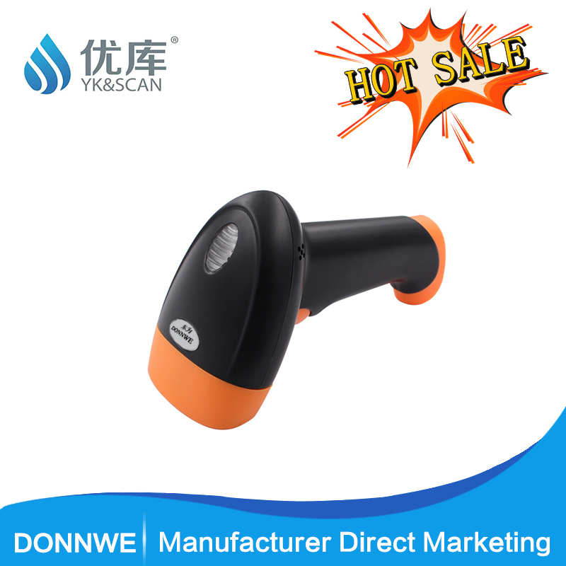 Youku Automatic Barcode Scanner Portable Bar Code Scanner 960*640 High Speed Scanning For POS System USB TTL Bar Code Scanne
