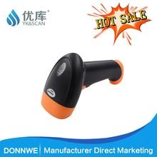 цена на Youku Automatic Barcode Scanner Portable Bar Code Scanner 960*640 High Speed Scanning For POS System USB TTL Bar Code Scanne