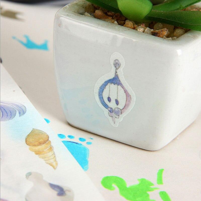 Купить с кэшбэком 4pcs/lot korean creative Paper Sticker Purple dress girl stickers DIY Decoration Sticker Scrapbooking diary kawaii stationery