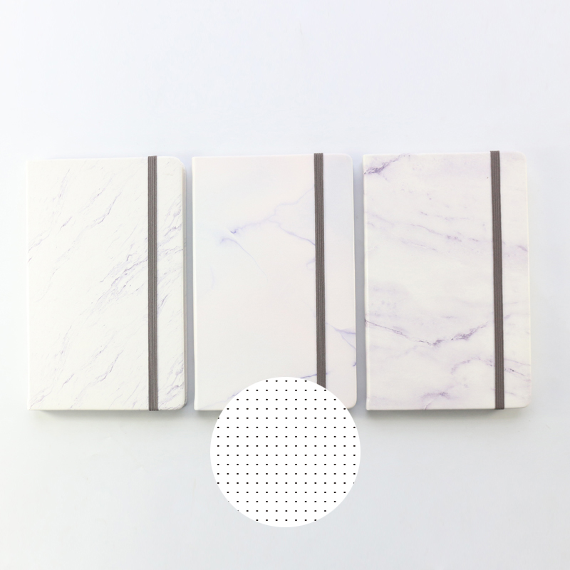 Domikee New Creative Marble Design Hardcover Office School Composition Book Notebooks With Dotted Inner Papers Stationery A5 Notebooks Aliexpress