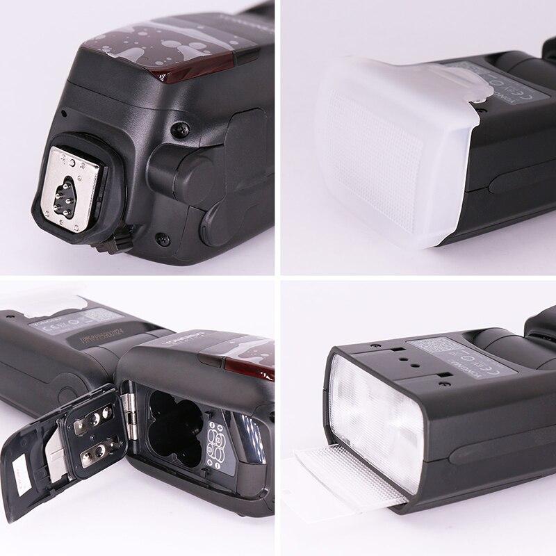 YONGNUO YN600EX-RT II Flash Speedlite 2.4G Wireless Auto TTL HSS 1 / - Տեսախցիկ և լուսանկար - Լուսանկար 4