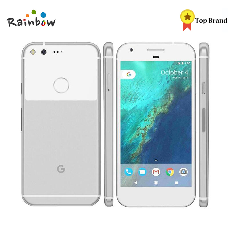 Unlocked Original Cell Phone Google Pixel X 5.0 inch Screen GSM 4G LTE Android 4GB RAM 32GB/128GB ROM Fingerprint Single Sim